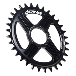 Q RINGS DM OVAL CHAINRING MTB