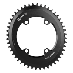 Q RINGS SPIDER MOUNT OVAL CHAINRINGS 110x4 AERO SRAM AXS 2x