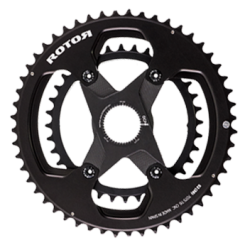 Round Spider Mount Chainrings KIT 110x4