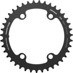 Round Spider Mount Chainrings INNER BCD110x4