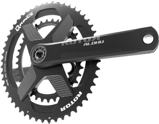 Aldhu DM Crankset KIT (24 mm)