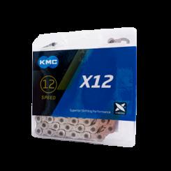 12s/13s CHAIN X12 SILVER 126L