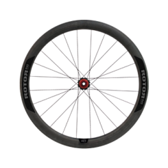 ROTOR C45 1X13 CARBON REAR WHEEL