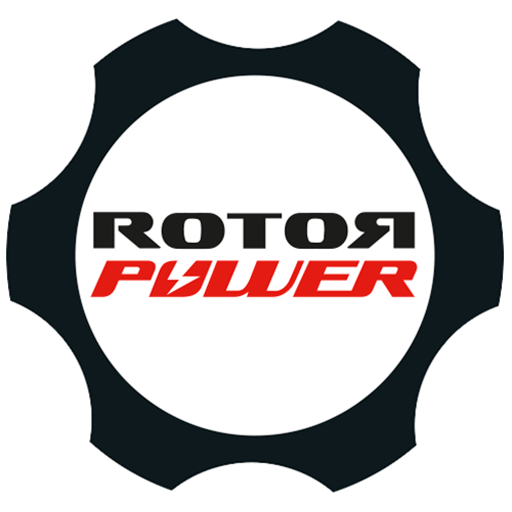 LOGO ROTOR POWER APP