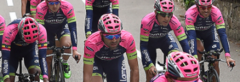 Lampre- Merida Team wins several stages of Giro/Vuelta/Tour with Q RINGS