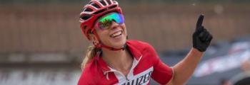 Annika Langvad wins UCI MTB Marathon World Championship with Q RINGS and 2INpower