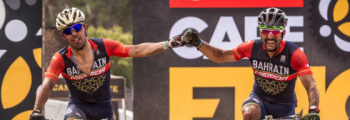 "Jose A Hermida and Joaquín ""Purito"" win Cape Epic in Master with Q RINGS and 2INpower"