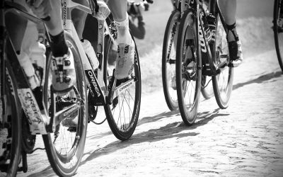 Leg recovery in cycling: as important as training